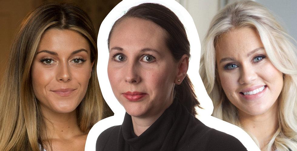 Är Isabella Löwengrips och Bianca Ingrossos storhetstid förbi?