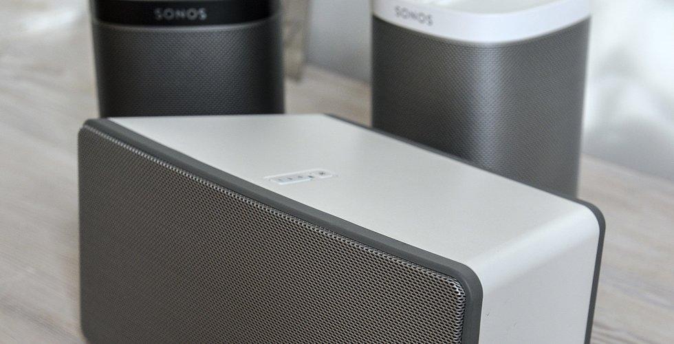 Sonos säger upp 12 procent av personalen