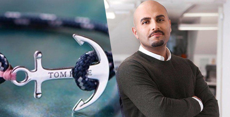 E-handelsraketen Tom Hope i rekonstruktion – kan inte betala sina miljonskulder