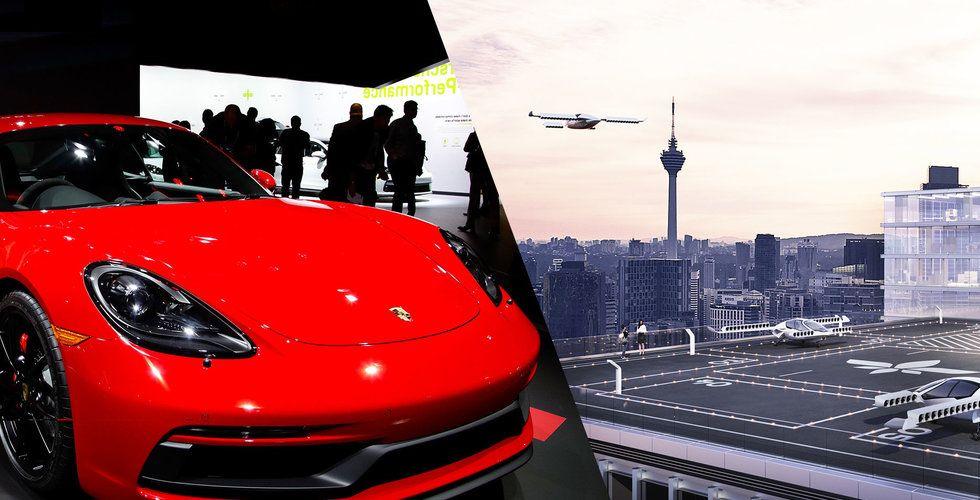 Breakit - Betyder detta att vi kommer kunna flyga runt i en Porsche?
