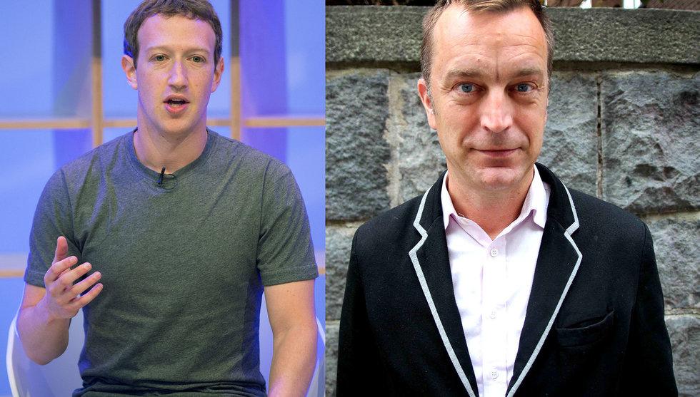 """Breakit - """"Hallå Mark Zuckerberg, varför skickar ditt system porr till mig?"""""""