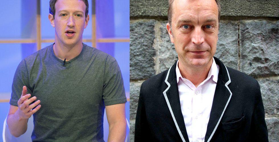 """""""Hallå Mark Zuckerberg, varför skickar ditt system porr till mig?"""""""