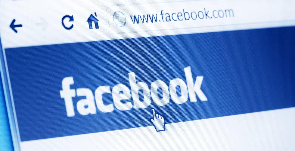 Facebook har plockat ned ett stort antal ryska konton