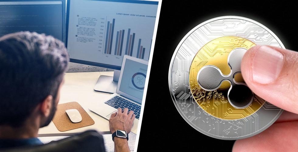 Breakit - Kryptovalutorna som ökade mest 2017 – och bitcoin platsar inte