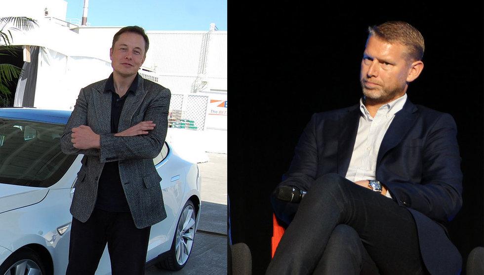 """Breakit - Svenska Tesla-chefen om Musk: """"Extrem koncentrationsförmåga"""""""