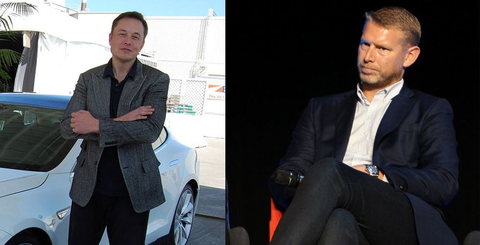"Svenska Tesla-chefen om Musk: ""Extrem koncentrationsförmåga"""