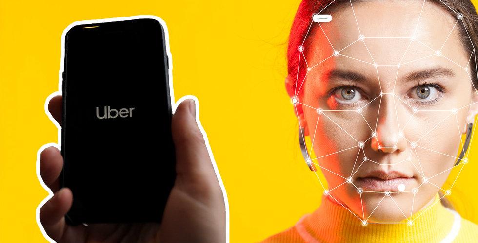 Ansiktsverifikation för förarna – så vill Uber öka säkerheten för passagerarna i Sverige