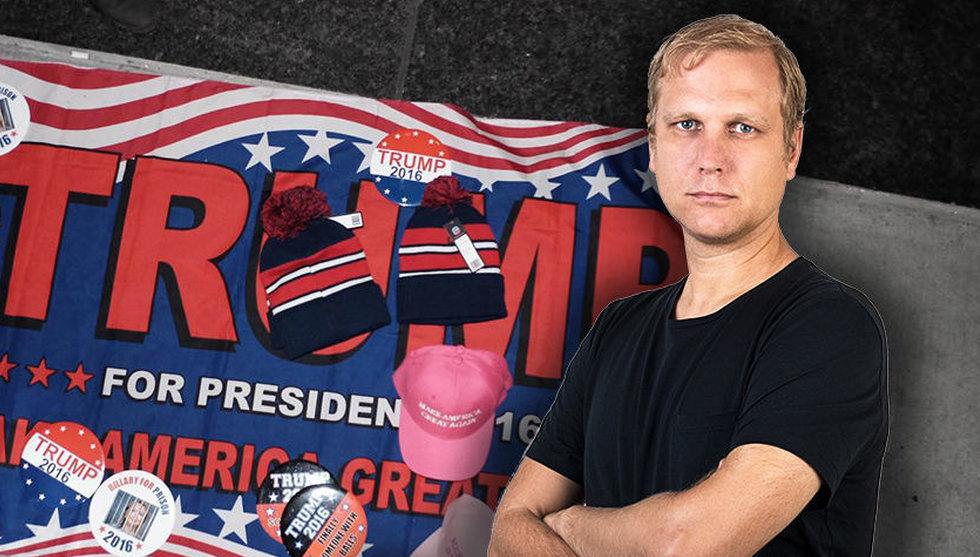 Breakit - Trumps seger lägger en våt filt över den svenska startup-scenen