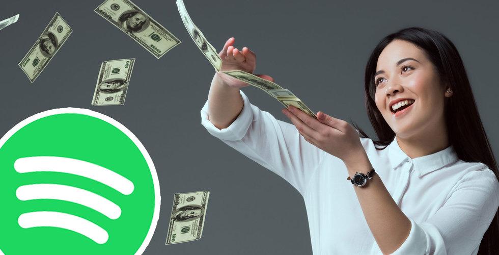 Spotifys jätteaffär – så mycket betalade Spotify för podcastbolagen