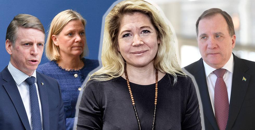Regeringens hån av Sveriges entreprenörer måste få ett slut nu