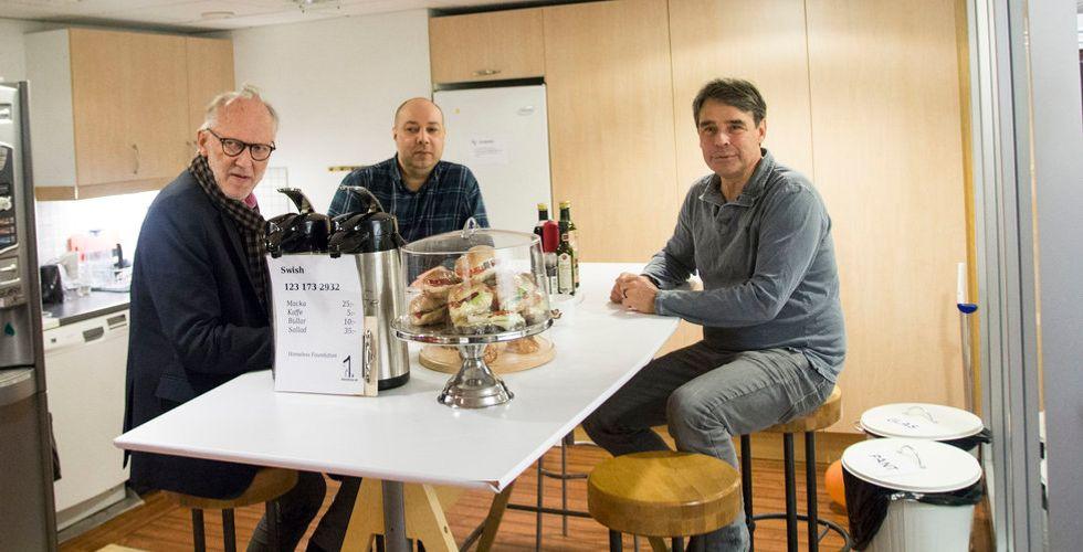 De har samlat 40 bolag till sitt startuphotell – i det tysta