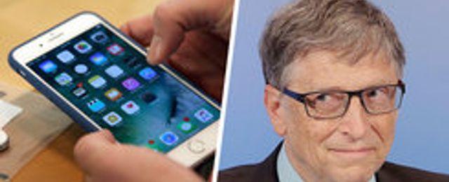 """Bill Gates om sitt största misstag: """"Värt 400 miljarder dollar?"""""""