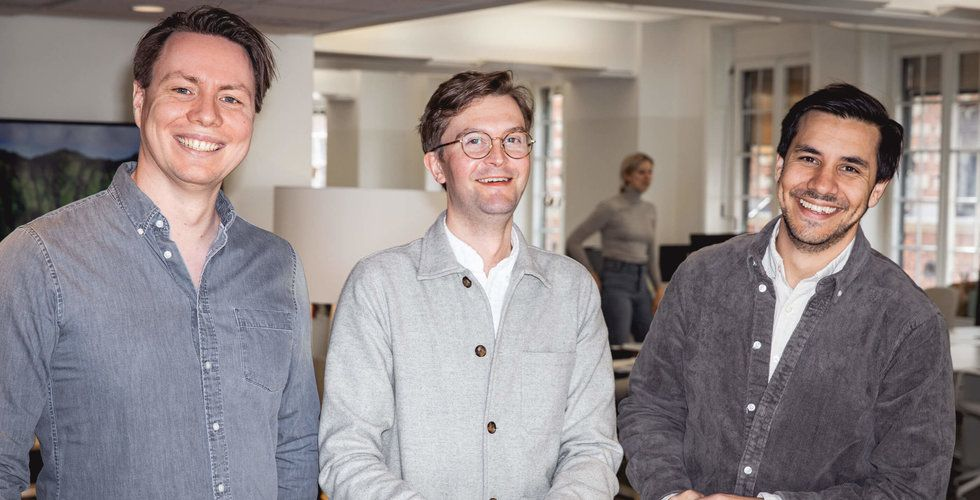 Svenska startupen Anyfin tar in 300 miljoner kronor
