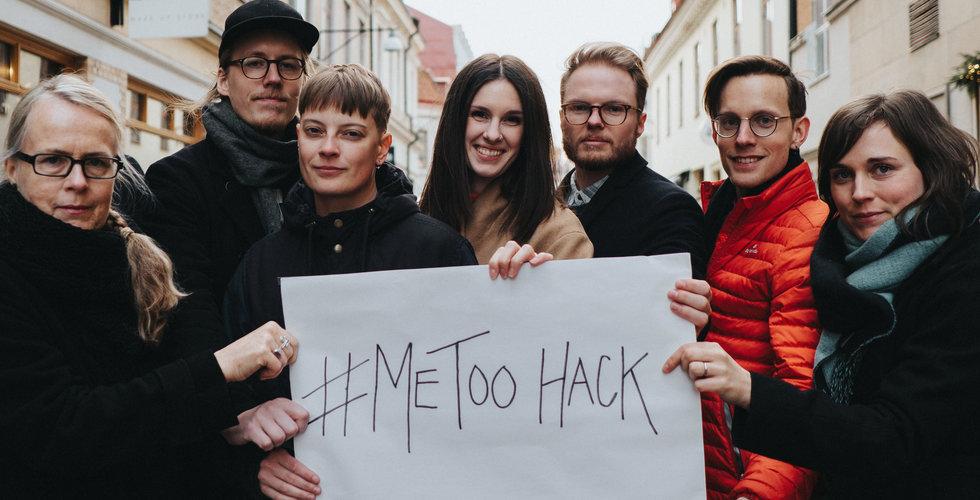 Breakit - De startade Metoohack – nu ska digitala lösningar bekämpa sexuella trakasserier