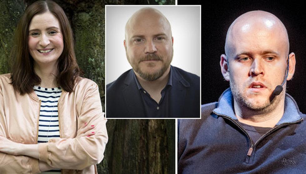 """L-politiker ger sig in i debatten: """"Spotify utgör inte ett särintresse"""""""