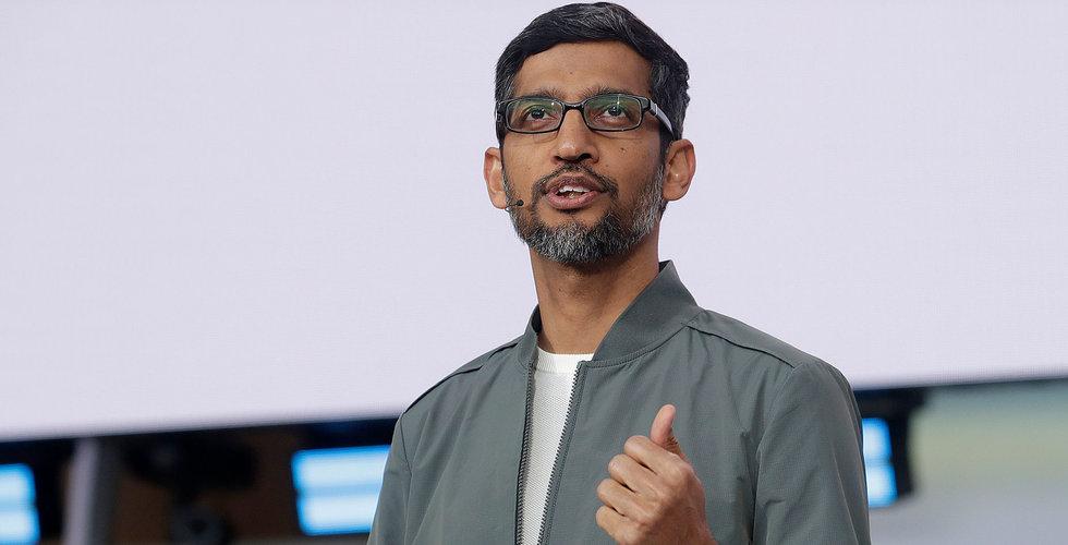 Google stäms av Sonos för patentintrång