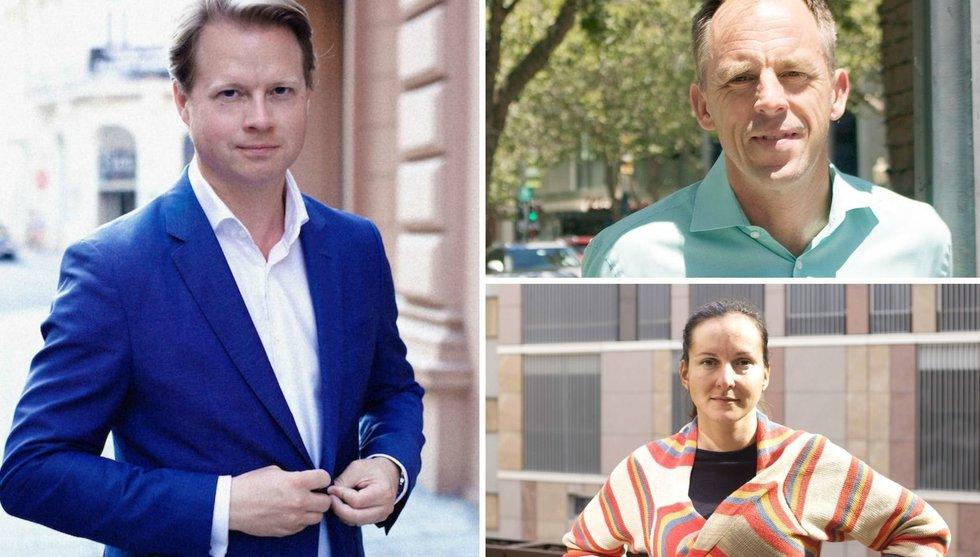 Breakit - Svenska stjärninvesterarna: Så kan valet påverka riskviljan