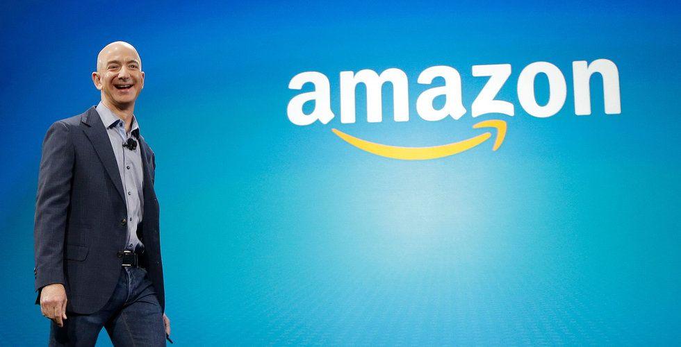 Breakit - Amazon ökade omsättningen – men missade förväntningarna