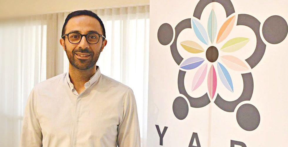 Breakit - Sorosh Tavakoli donerar delar av sin förmögenhet – till fattiga skolbarn i Iran