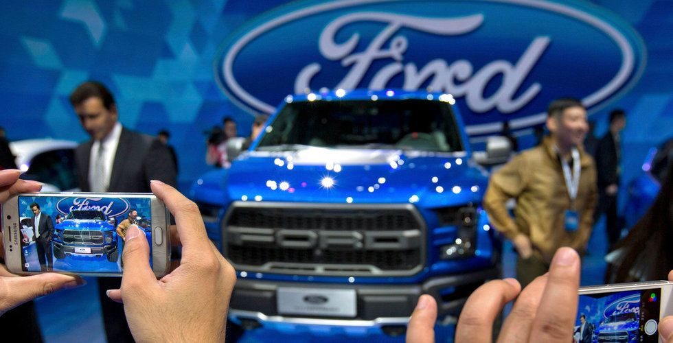 Breakit - Ford och kinesisk partner gör jätteinvestering i elbilar