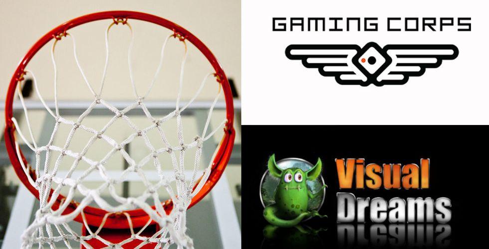 Ny svensk spelaffär - Gaming Corp köper Visual Dreams