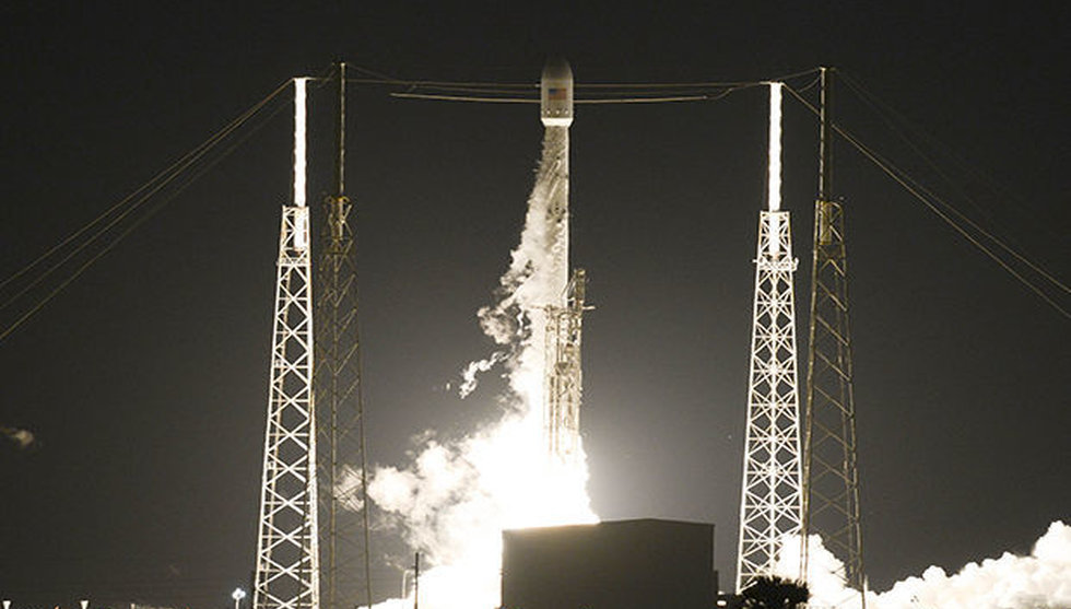 Elon Musk-bolaget Space Xs raket exploderade under test i Florida