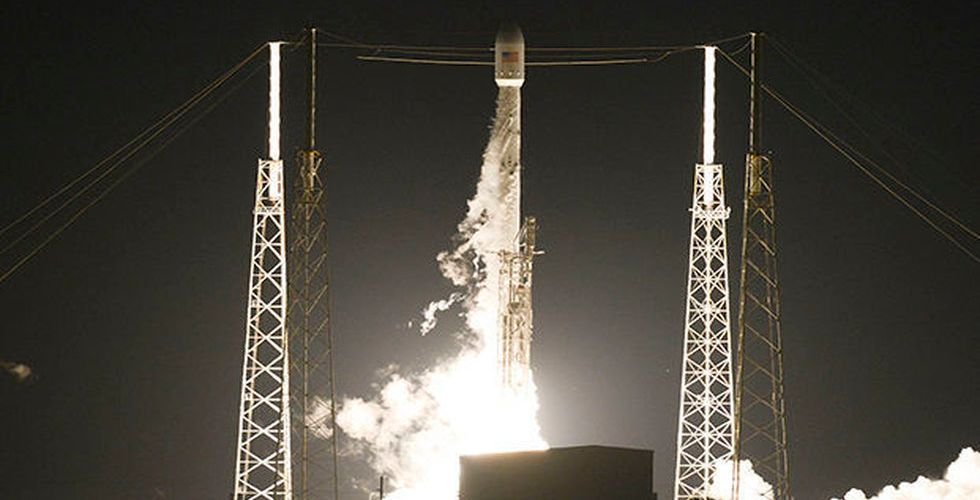 Breakit - Elon Musk-bolaget Space Xs raket exploderade under test i Florida