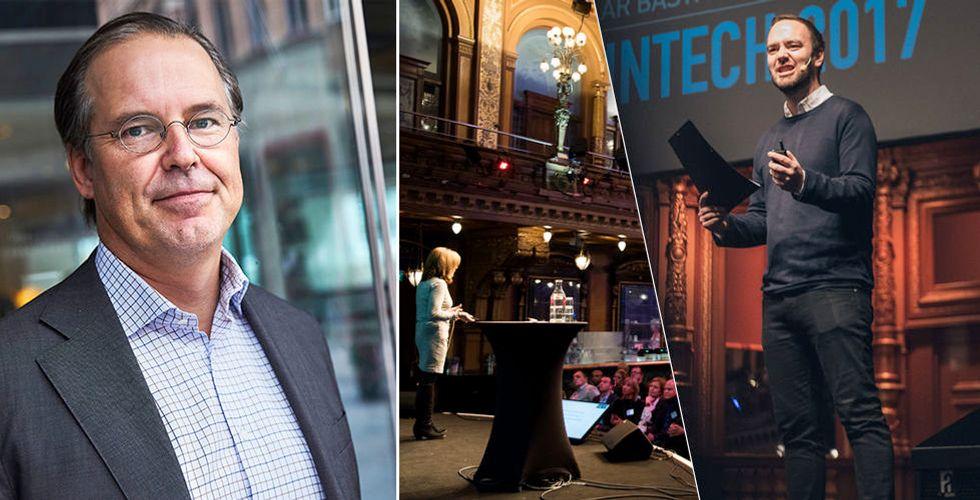 Nya techinvesteraren Anders Borg kommer till årets Fintech Stockholm