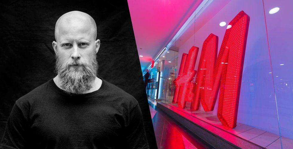 """Breakit - Nyden ska ta krisande H&M in i framtiden – och """"förändra världen"""""""