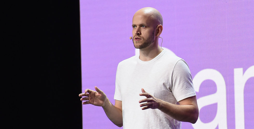 Daniel Ek investerar i svenska miljöteknikbolaget Swedish Stirling