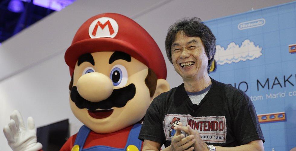 Breakit - Super Mario-skaparen: Nintendo Switch lever längre än vanligt