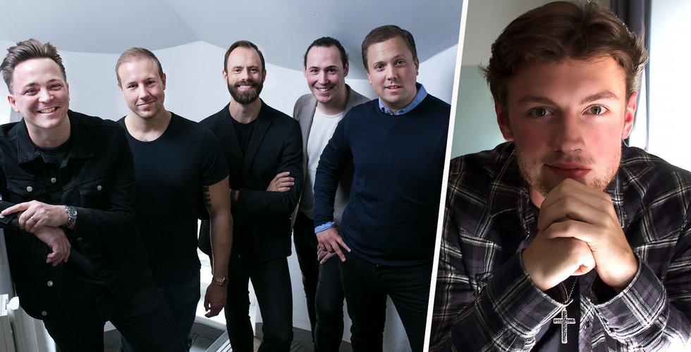 Cube lanserar satsning på e-sport – backas av Heaton och Felix Granander