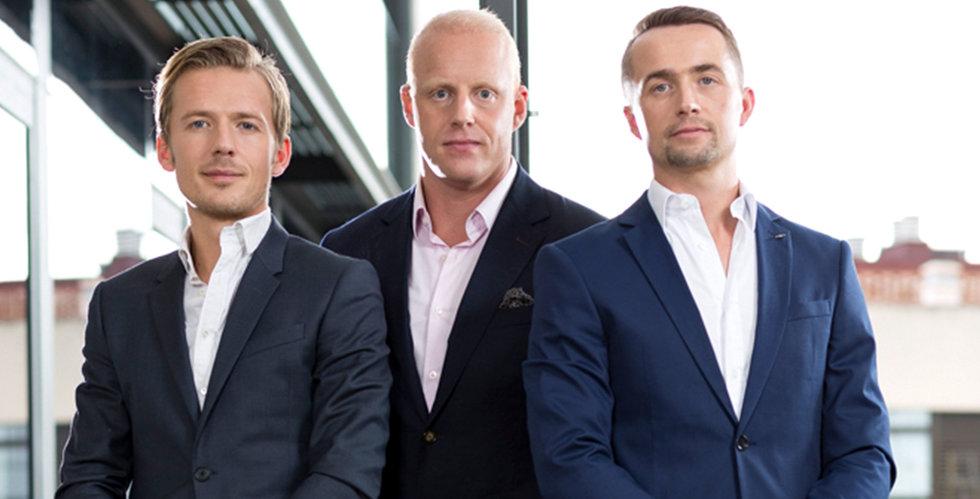 Henrik Persson Ekdahl hoppar av Catena Medias styrelse