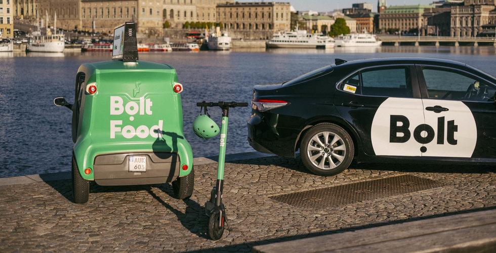 Bolt ger sig in i elsparkcykelkriget i Stockholm