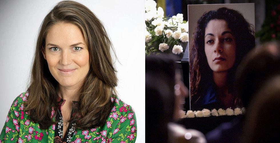 Nent gör dramaserie om hedersmordet på Fadime