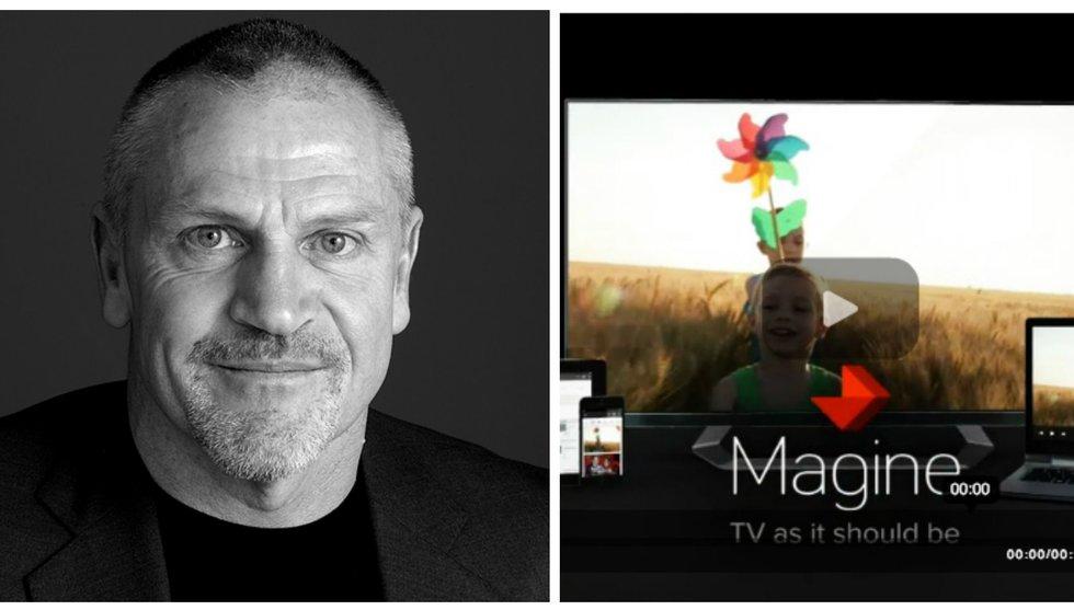 """Breakit - Storinvesterare om tv-startupen Magine: """"Jag är besviken"""""""