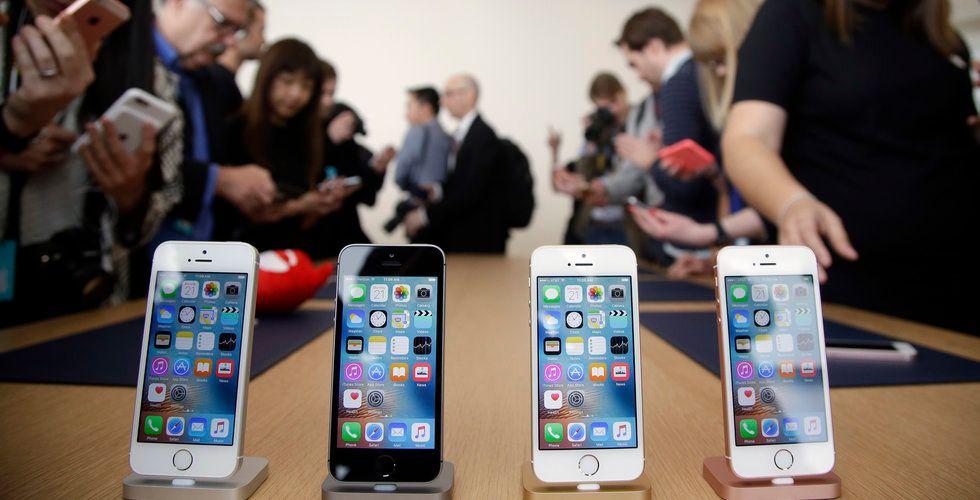 Apples Iphone-event livesänds på Twitter
