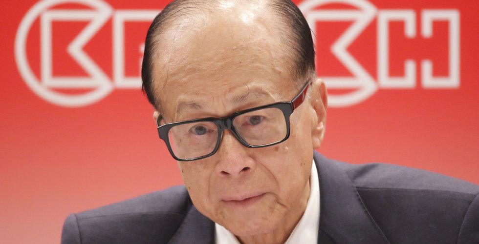 Breakit - Li Ka-shing går i pension som 89-åring – avgår som ordförande för CK Hutchison