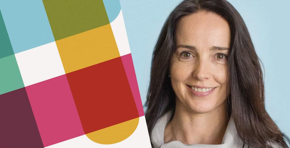 Breakit -  Slack värvar från Square – hon blir första kvinnan i styrelsen