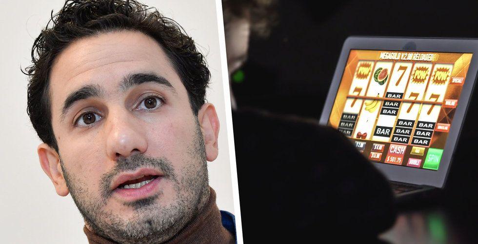 Ardalan Shekarabi i möte med spelbranschen – ställer ultimatum