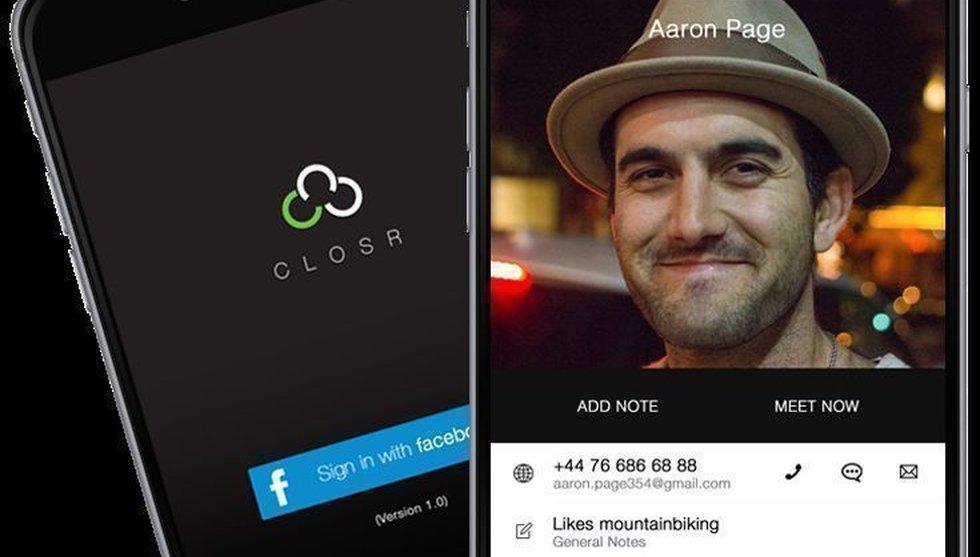 Cloapp vill pimpa telefonboken med dina tankar om kontakterna