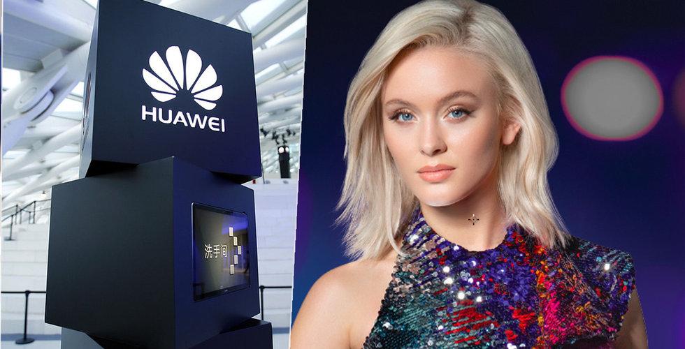 Flera operatörer slutar sälja Huawei
