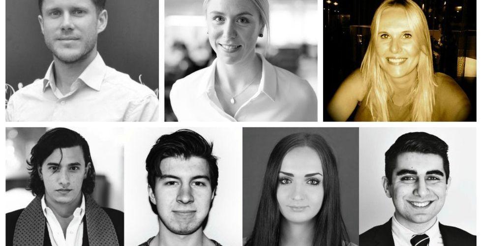 Modeller, löpare och tv-guider - här bolagen Sting satsar på i vår