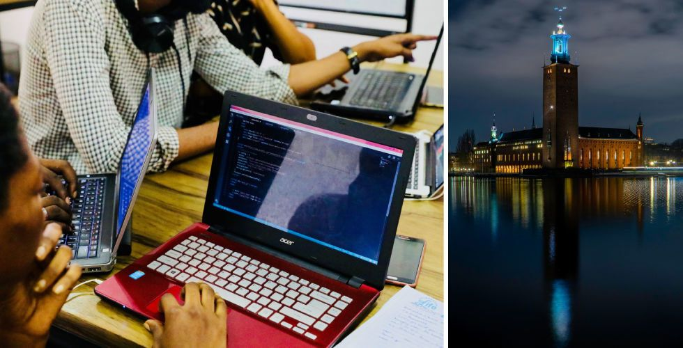 Världens största hackathon för kvinnor anordnas i Stockholm