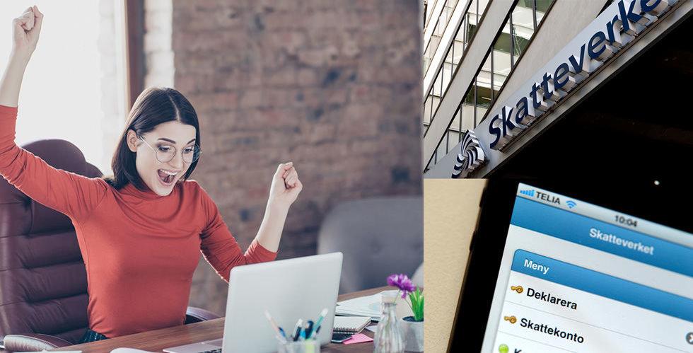 Deklarera digitalt – Skatteverket gör det enklare för företag