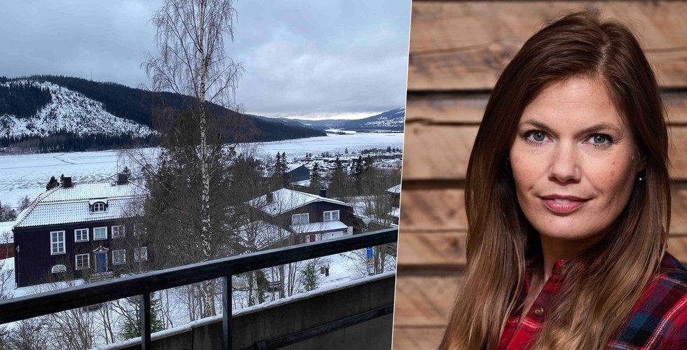 Techeliten flyr Stockholm – till hennes Stay by House Be i Åre