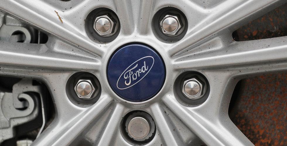 Ford och Postmates i samarbete om självkörande bilar