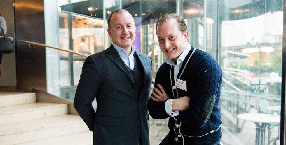 Breakit - Fintech-tvillingar samlar makthavare i Davos – flyger ner svensk startup till Swedish Lunch