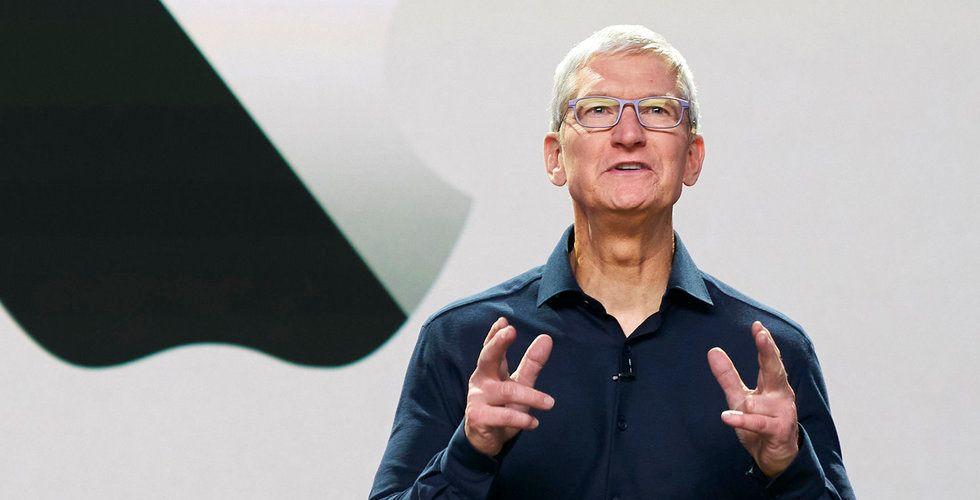 Apple ska investera 430 miljarder dollar i USA – ska skapa 20 000 nya jobb