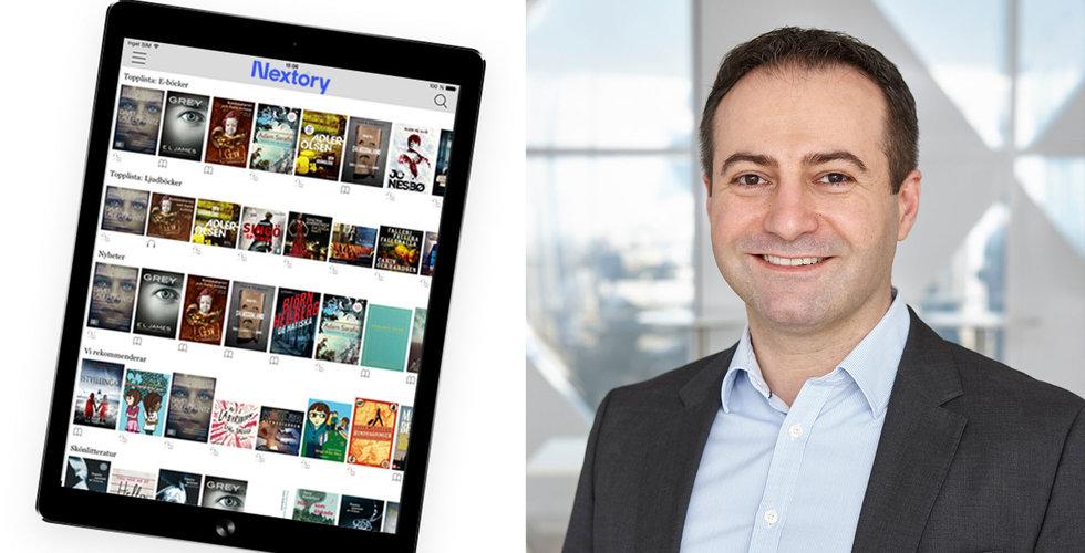 E-bokstjänsten Nextory tar in 30 miljoner – vill bli störst i Sverige på e-böcker